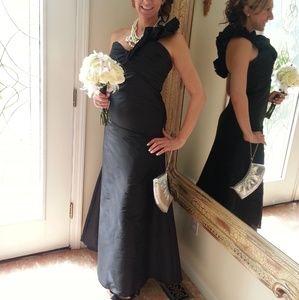 Jim Hjelm Dress Style 5132 in Black